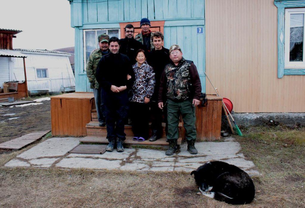 El lugar más frío del mundo: Oymyakon