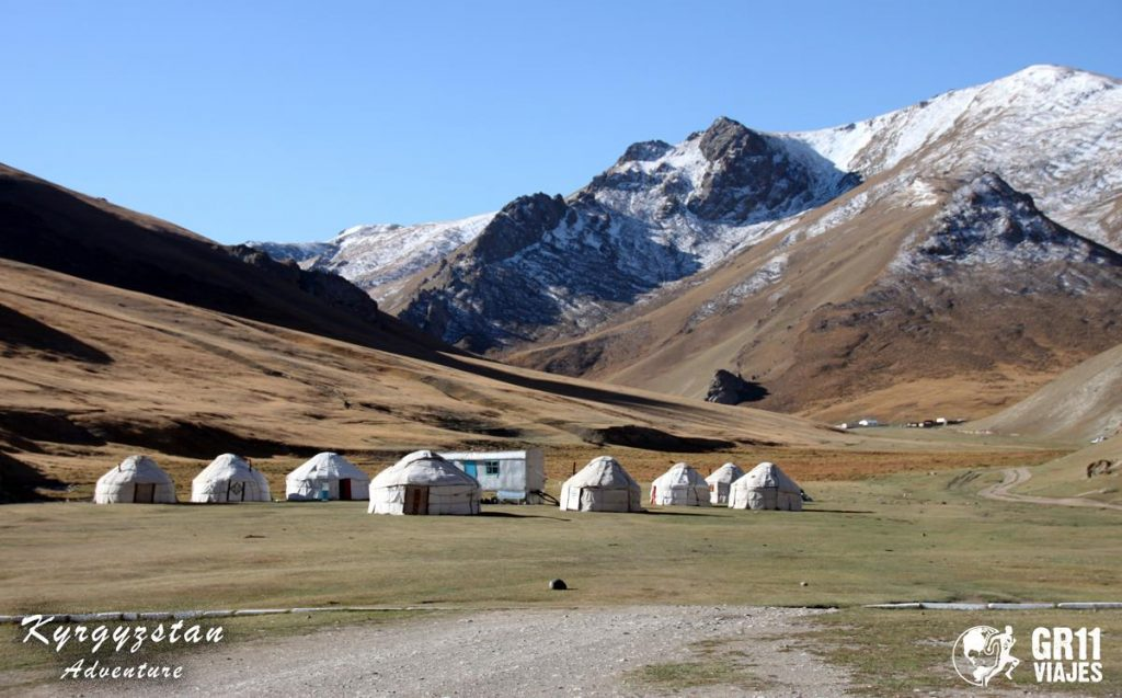 Kirguistan Nomadas