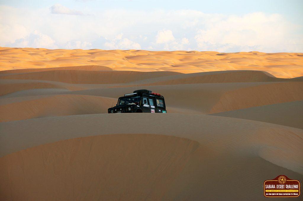 Dunas de Mauritania, Sahara Desert Challenge 2015