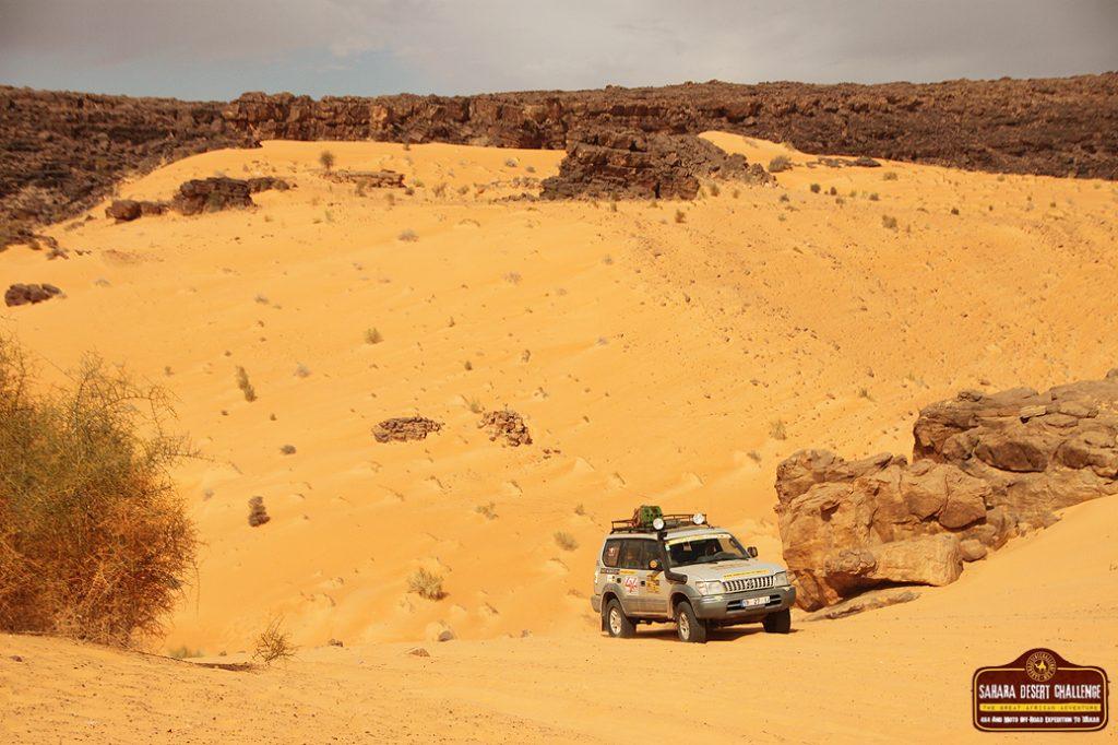 Paso de Tifoujar, Mauritania