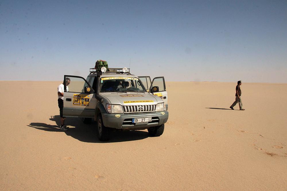 Parc Natural Banc d'Arguin, Mauritania