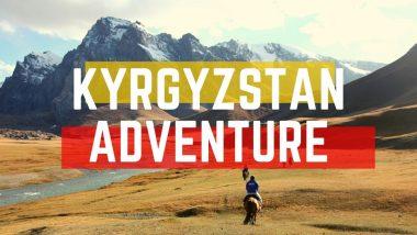 Gr11 Kyrgyzstan Adventure