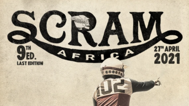 Scram Africa 2021 Banner
