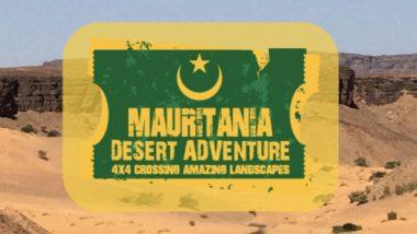 Viaje En 4x4 A Mauritania