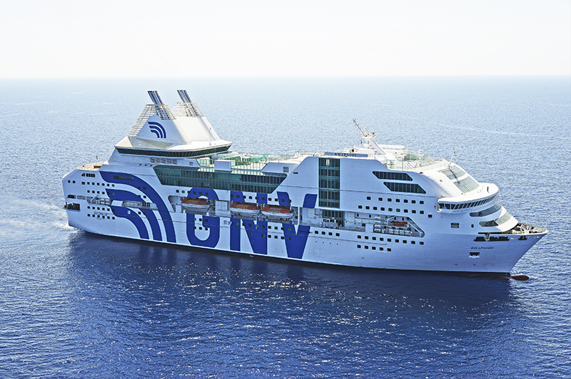 Billetes ferry Marruecos