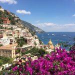Amalfi en moto