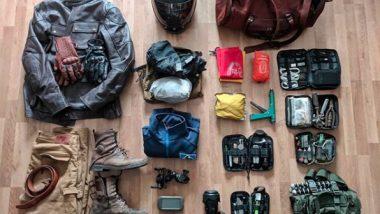 Como Preparar Viaje En Moto A Marruecos