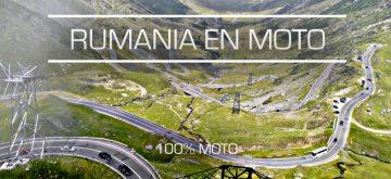 Rumania En Moto