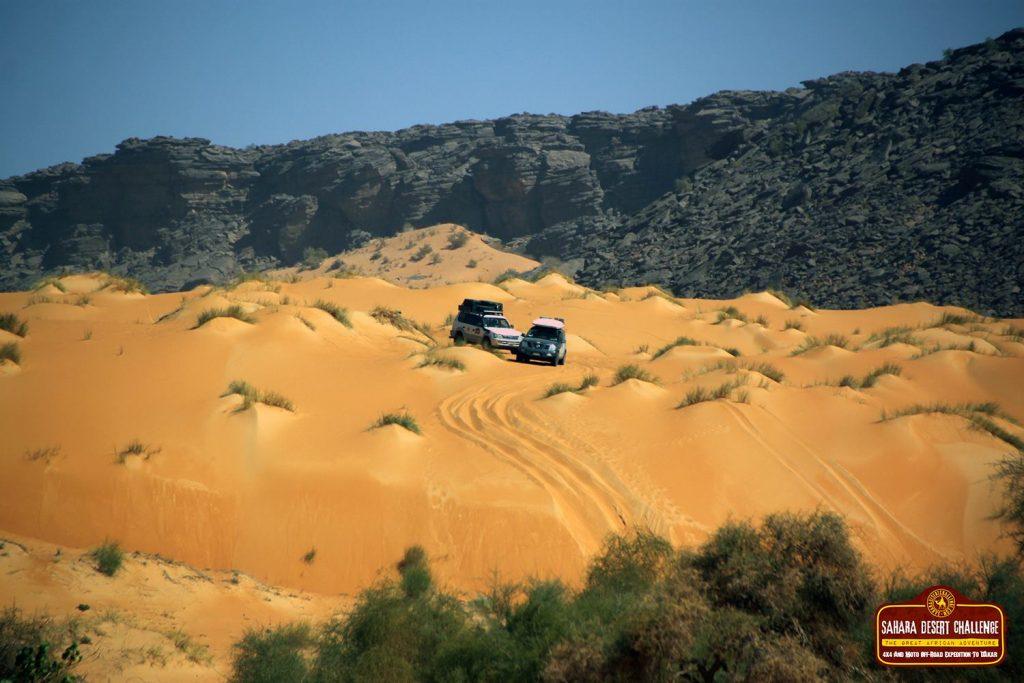 Dunas Adrar Mauritania