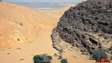 Paso Tifoujar Mauritania Offroad 4x4