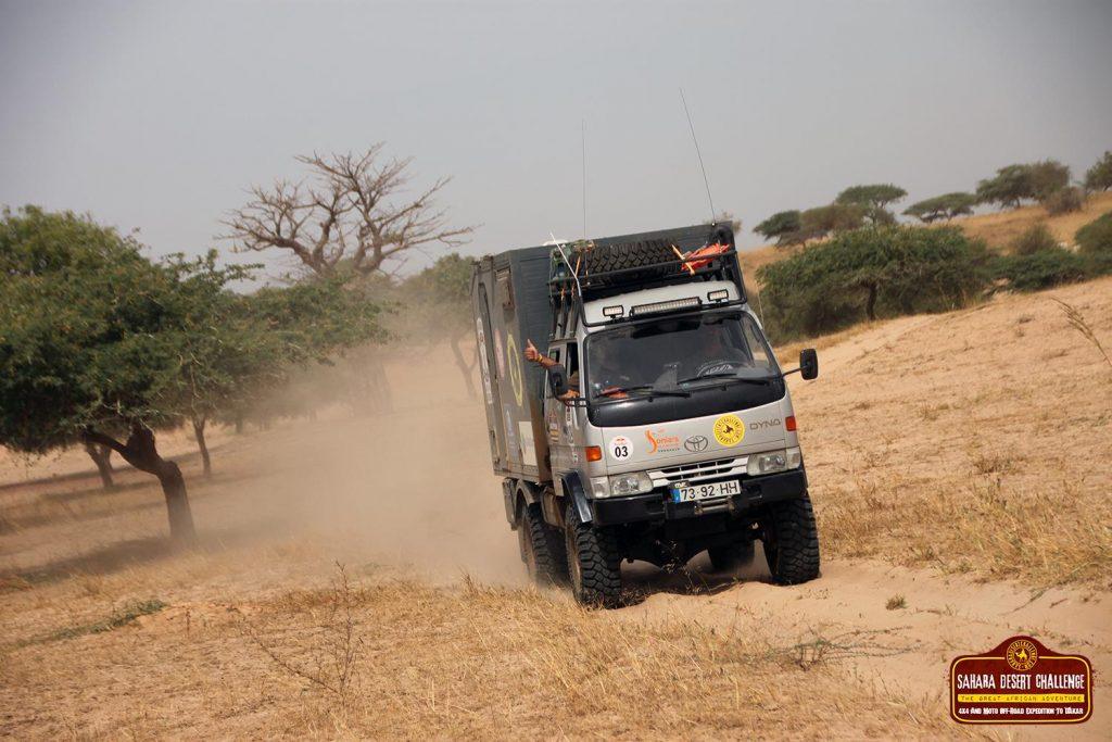 Sahel Senegal Offroad