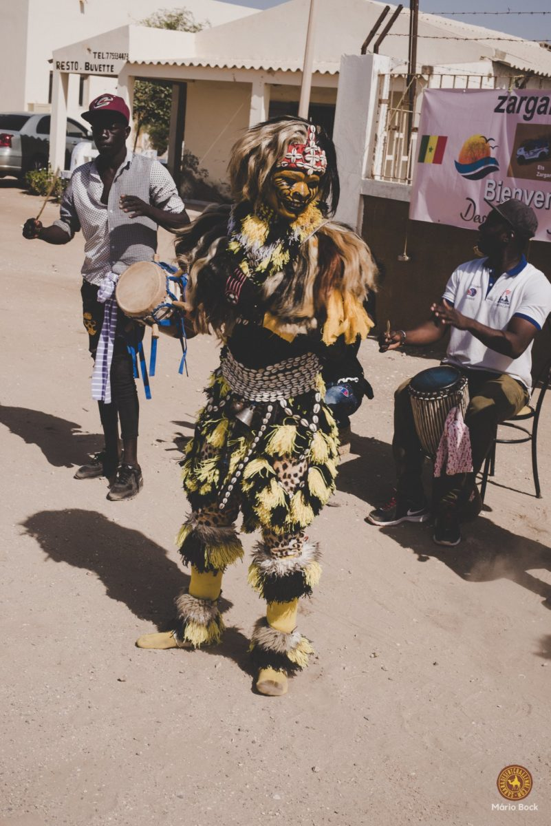 Senegal Danzas Tradicionales