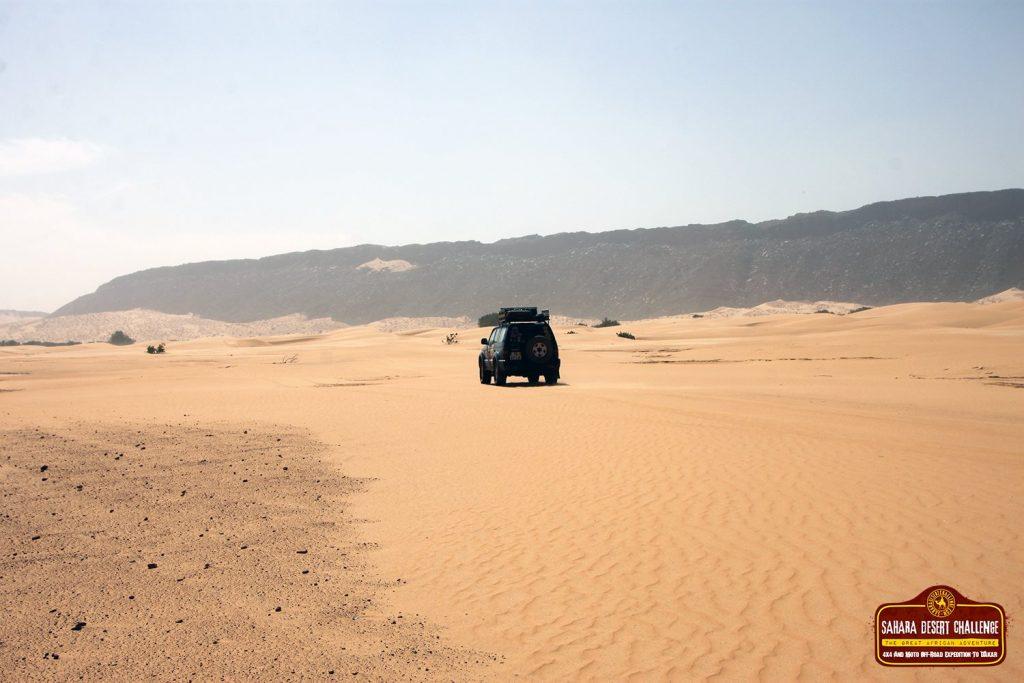 Valle Blanche Mauritania