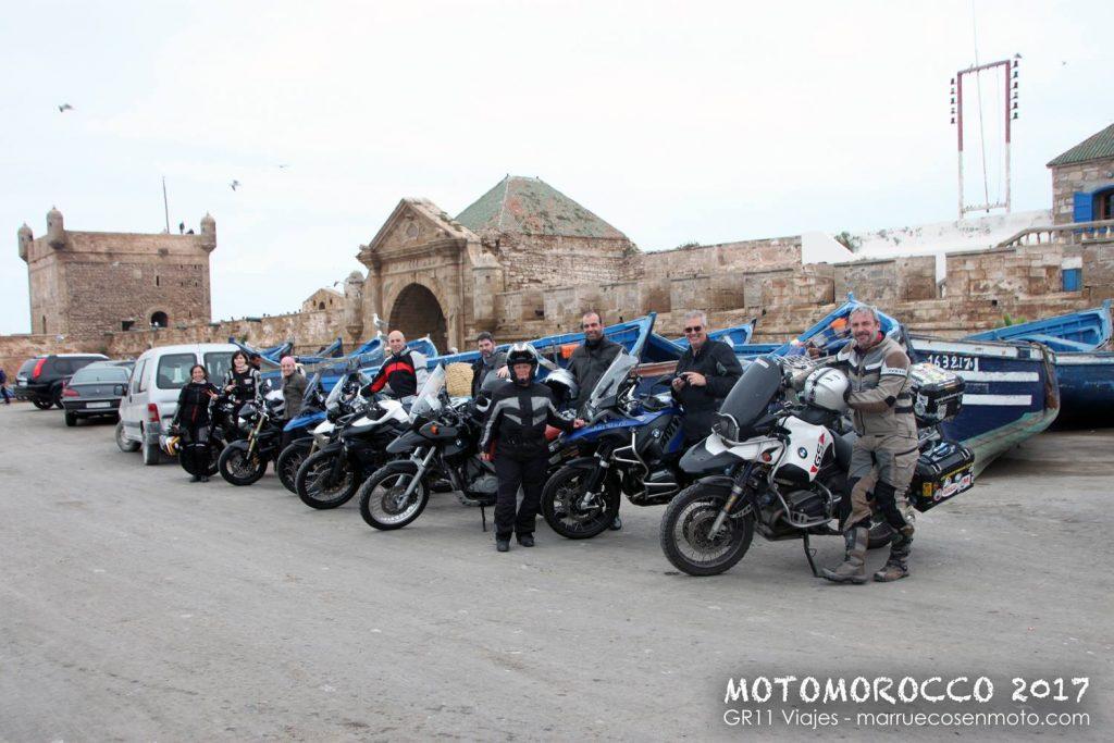 Viaje A Marruecos En Moto Essaouira