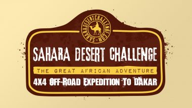 Sahara Desert Challenge Logo