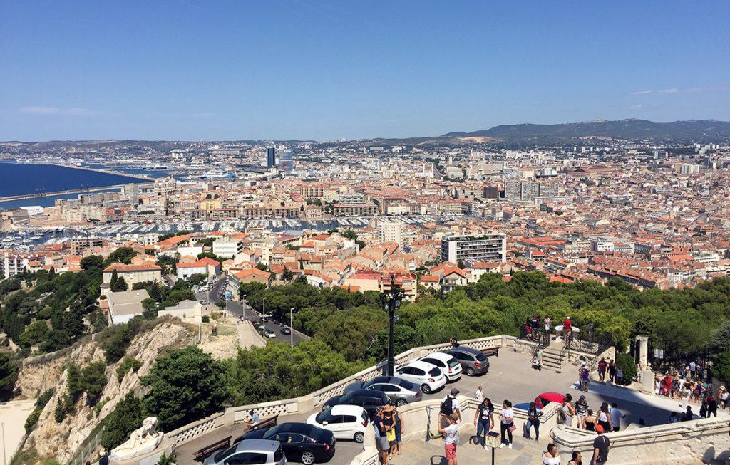 Panoramica Marsella