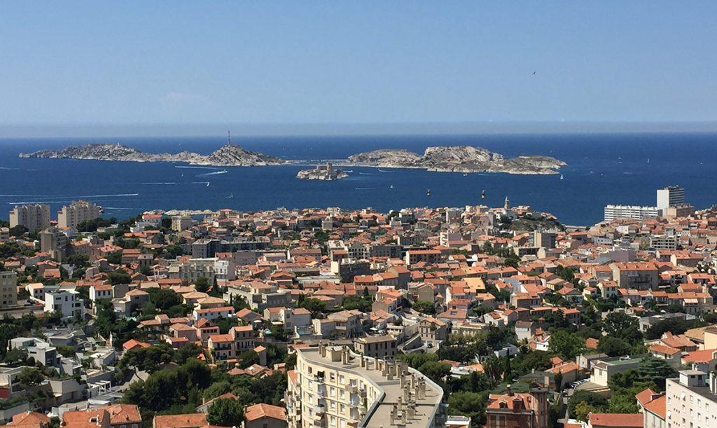 Panoramica Marsella Gr11 Viajes