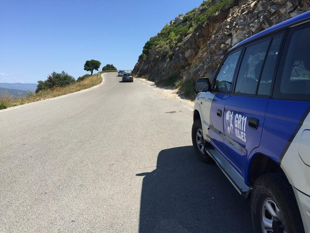 Ruta Des Crettes En Moto Gr11 Viajes