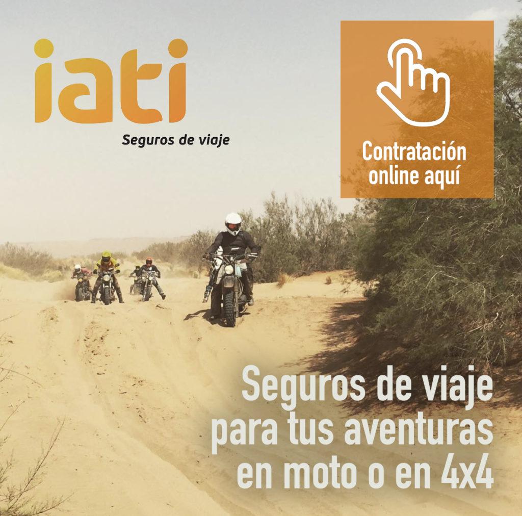 Seguros De Viaje En Moto 4x4