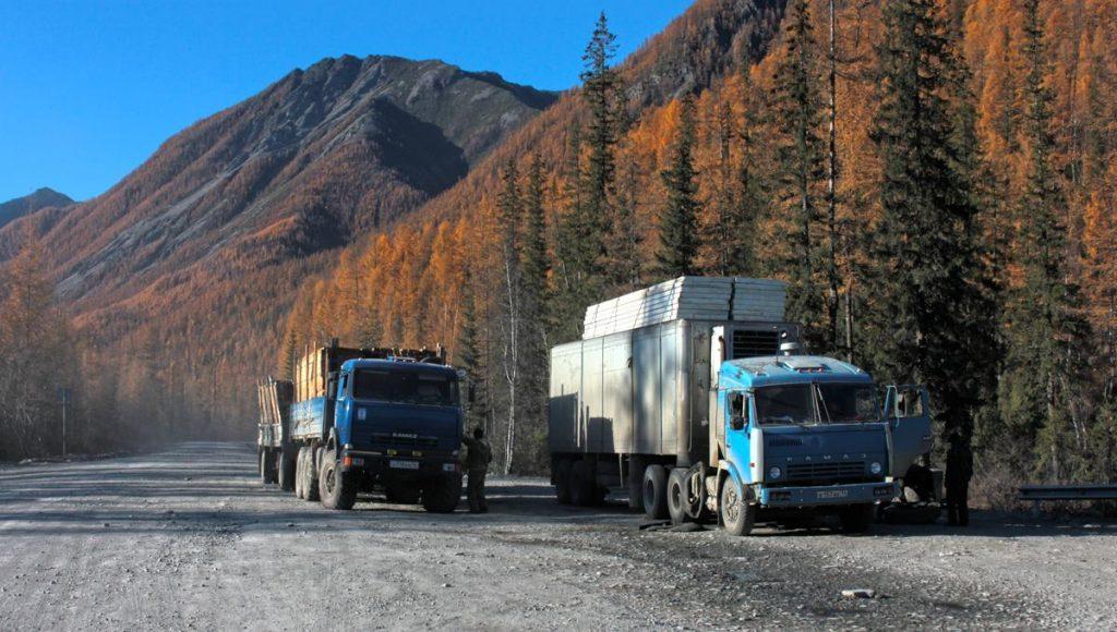 Viaje Por La Carretera De Los Huesos 7
