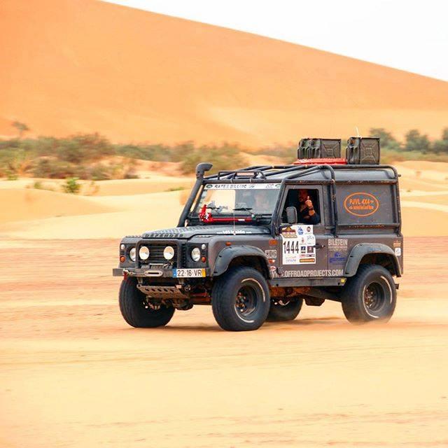 Sahara Desert Challenge 10