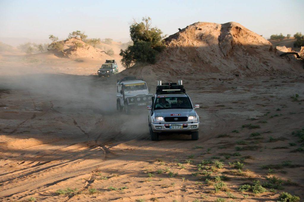 Sahara Desert Challenge 11