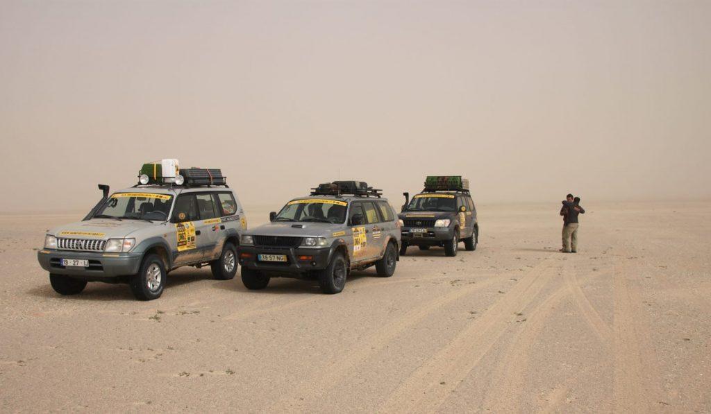 Sahara Desert Challenge 12
