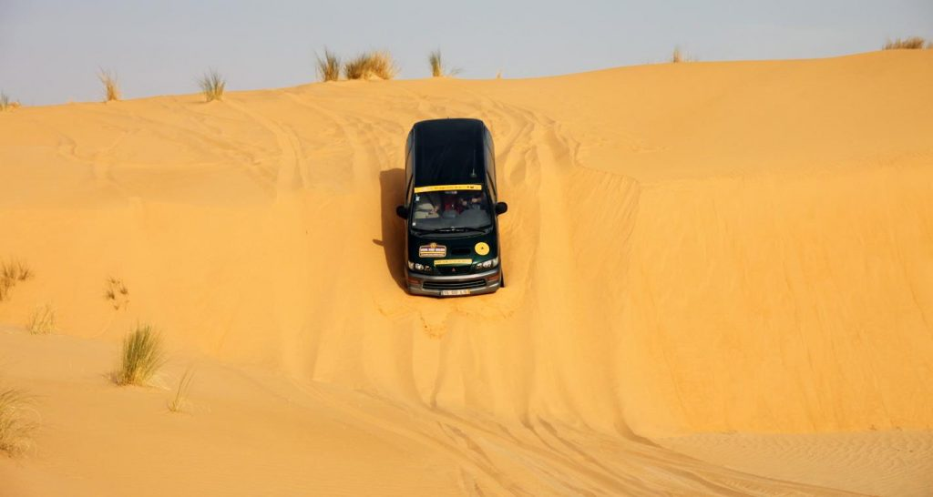 Sahara Desert Challenge 14