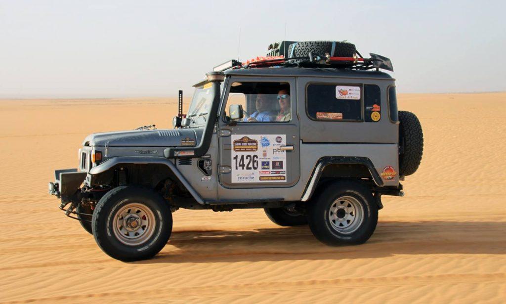 Sahara Desert Challenge 15