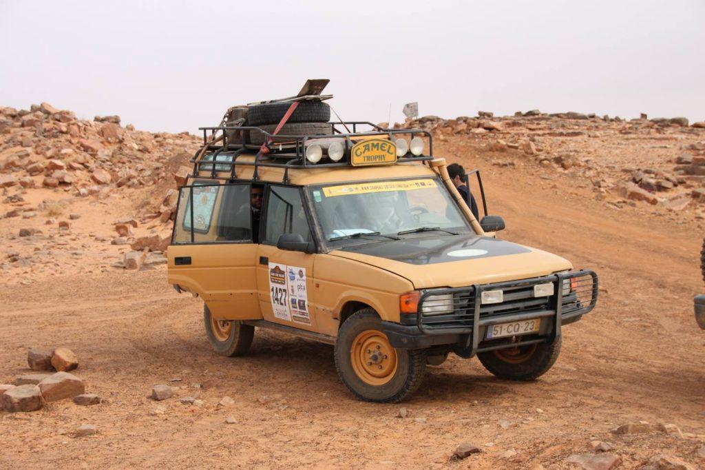 Sahara Desert Challenge 16