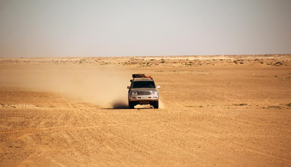 Sahara Desert Challenge 18