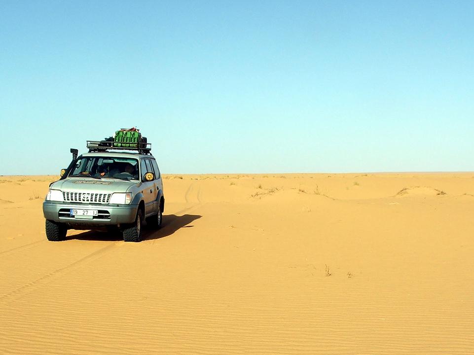 Sahara Desert Challenge 2
