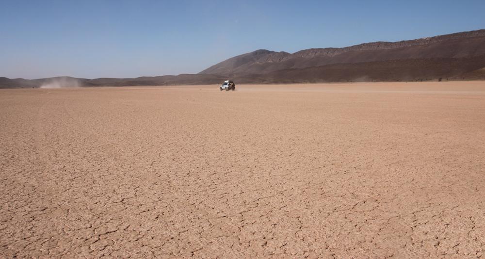 Sahara Desert Challenge 21
