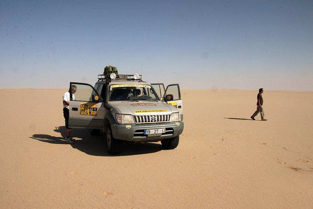 Sahara Desert Challenge 23