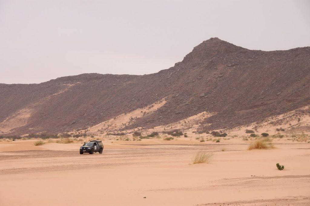 Sahara Desert Challenge 30