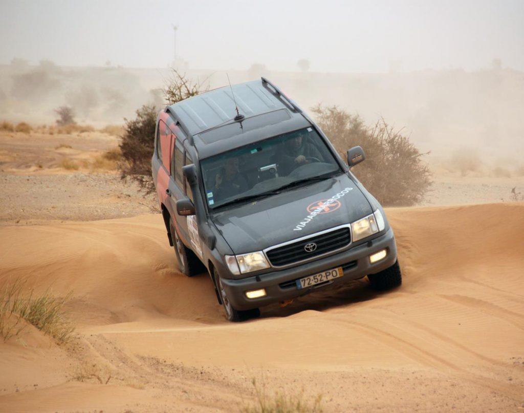 Sahara Desert Challenge 31