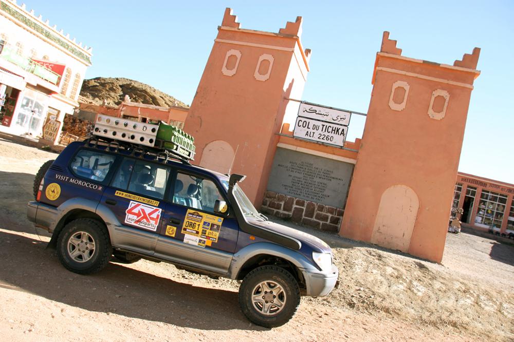 Sahara Desert Challenge 33