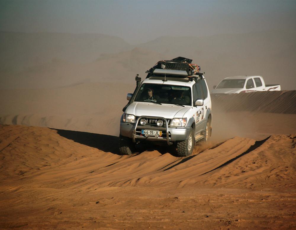 Sahara Desert Challenge 34