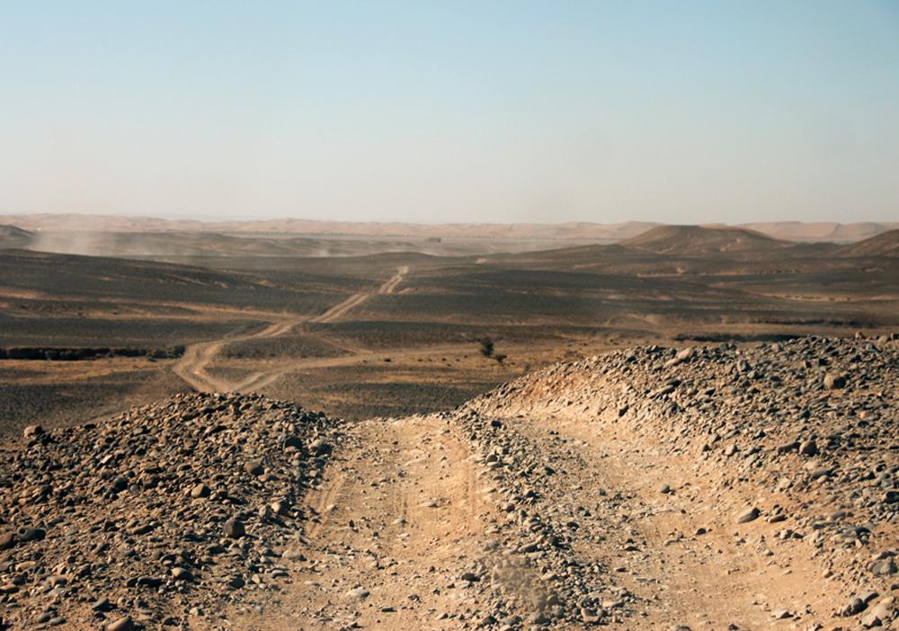Sahara Desert Challenge 35