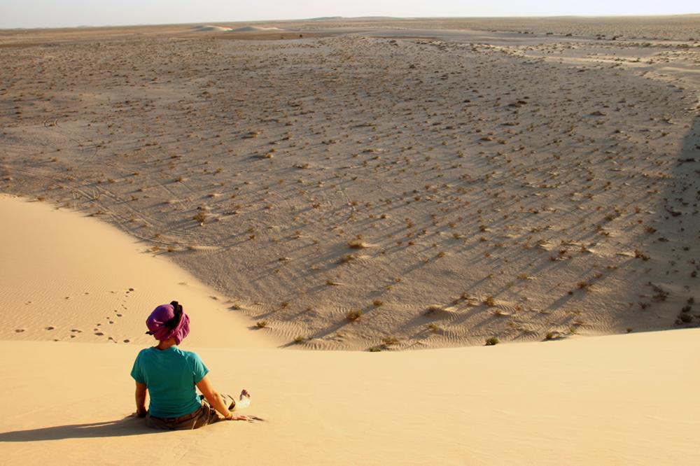 Sahara Desert Challenge 36