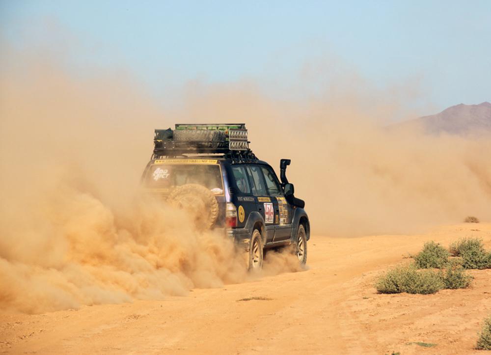 Sahara Desert Challenge 39