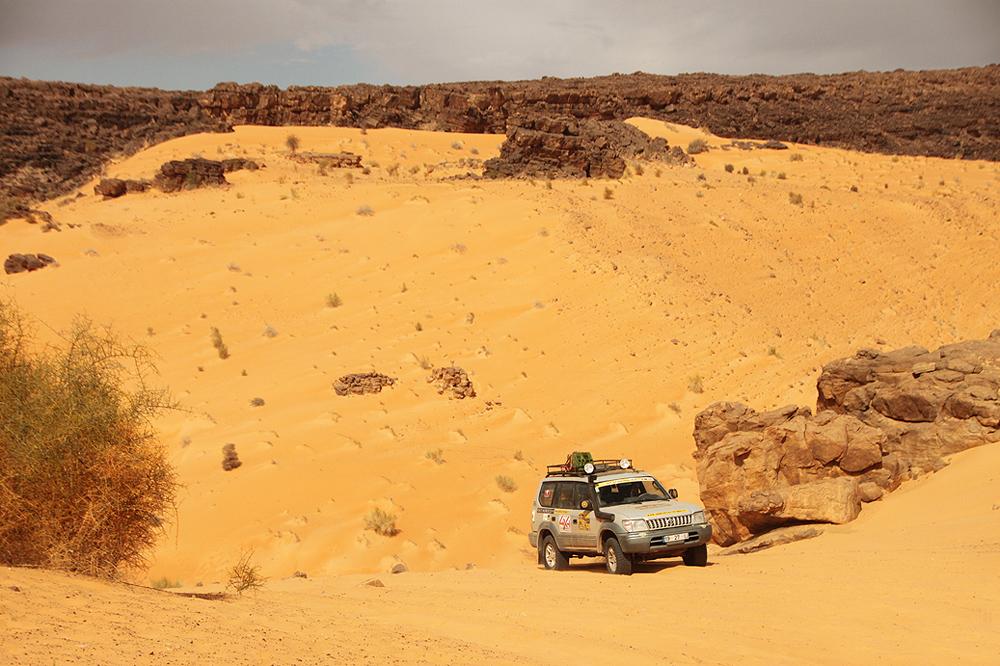 Sahara Desert Challenge 43