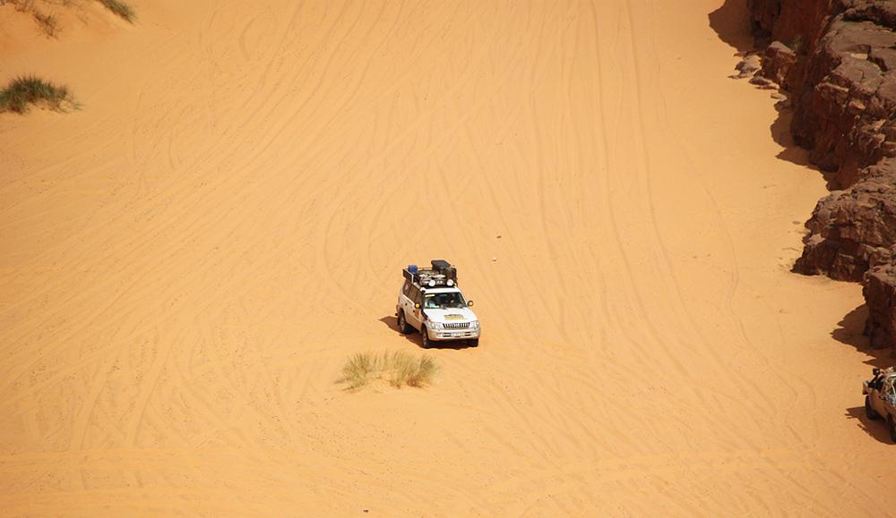 Sahara Desert Challenge 46
