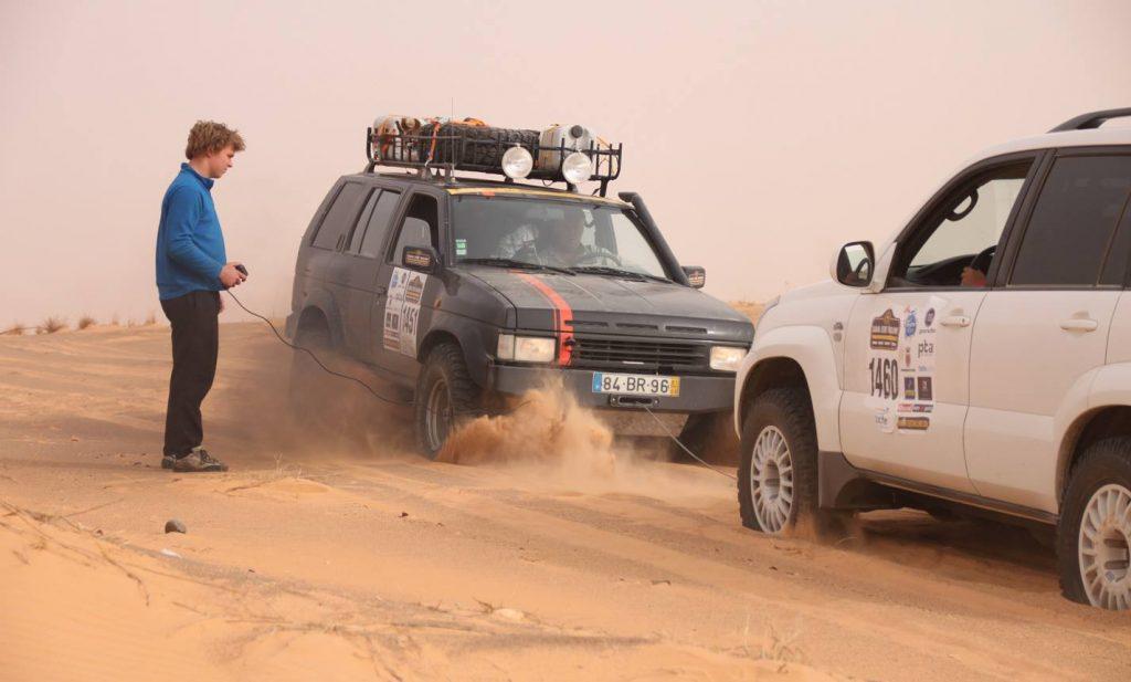 Sahara Desert Challenge 5