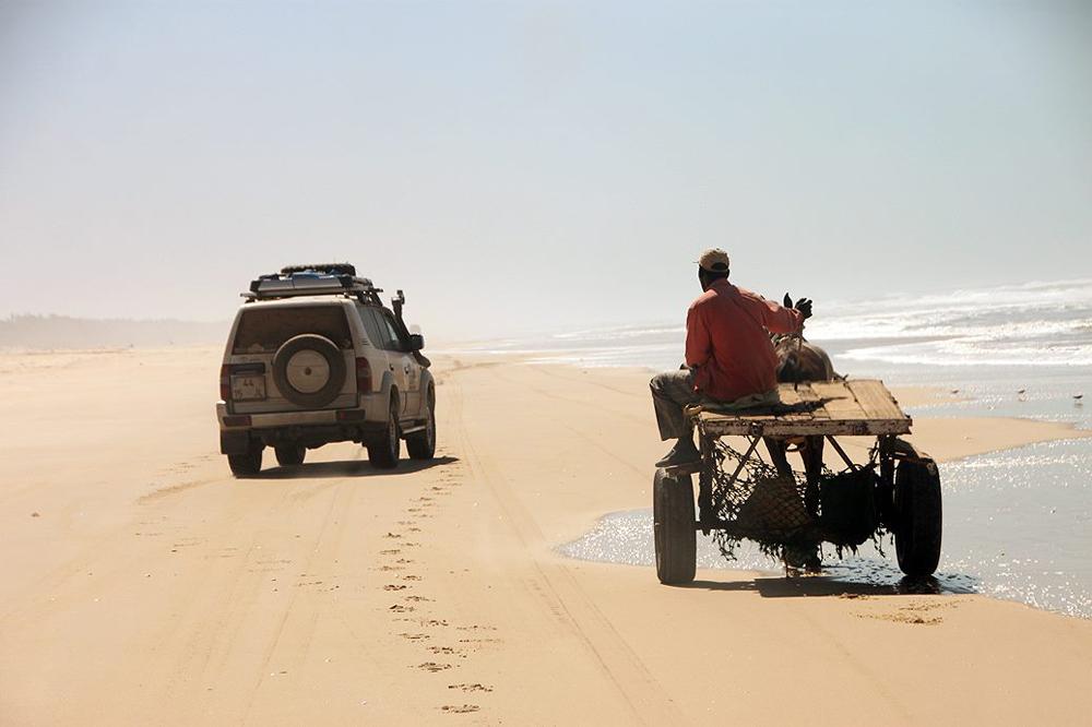 Sahara Desert Challenge 6