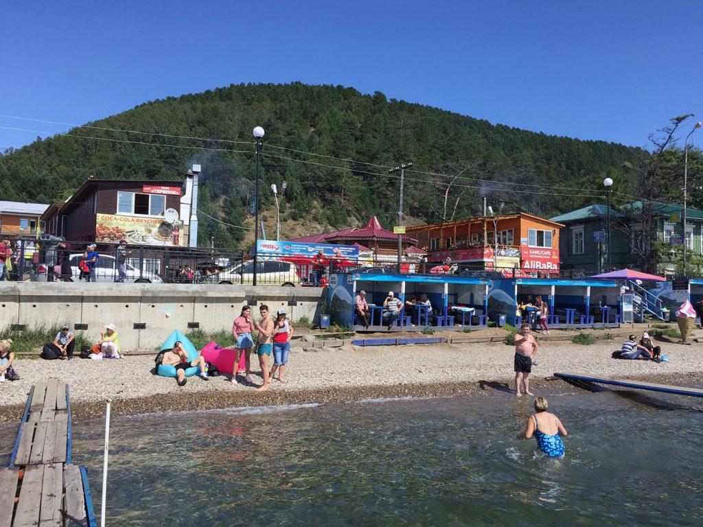 Listvyanka Lago Baikal 11