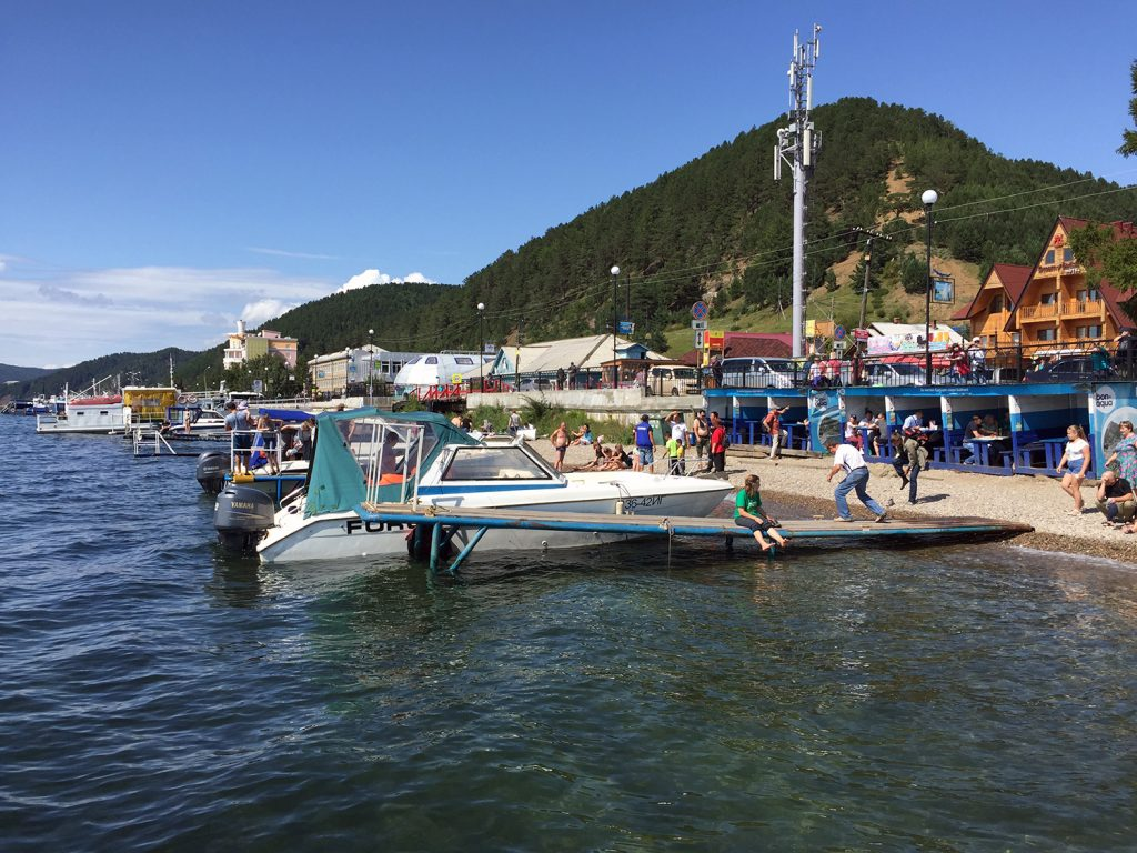Listvyanka Lago Baikal 12