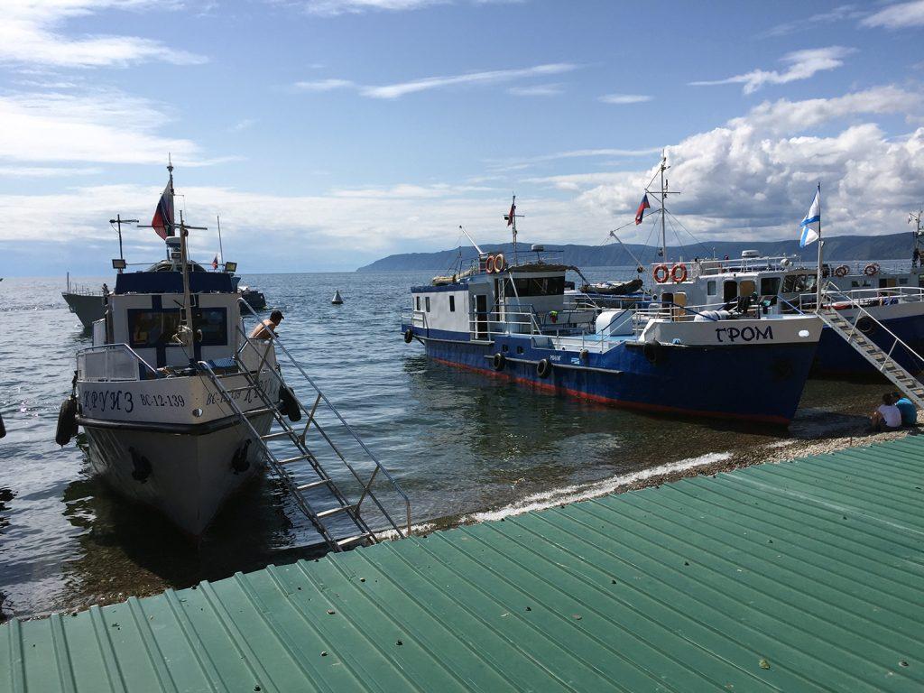 Listvyanka Lago Baikal 14