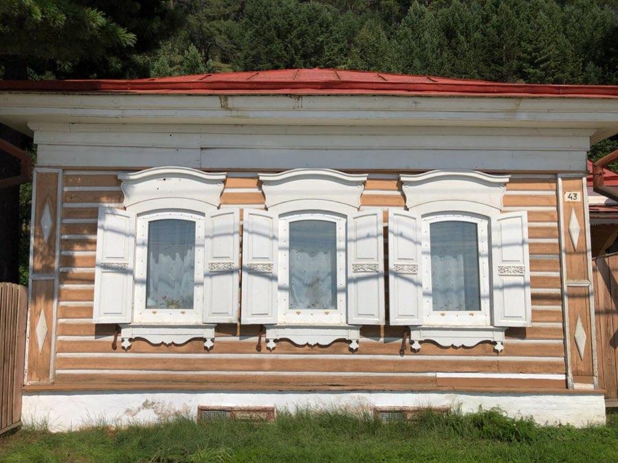 Listvyanka Lago Baikal 16