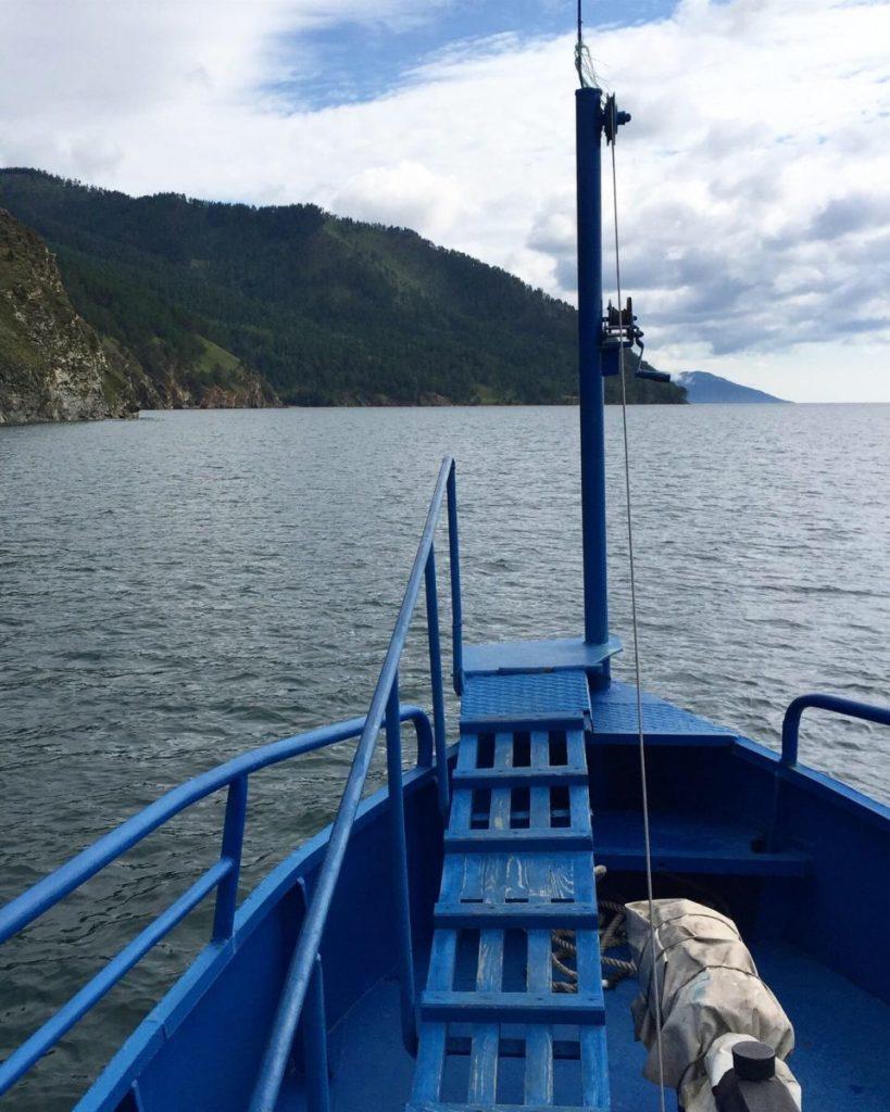Listvyanka Lago Baikal 4